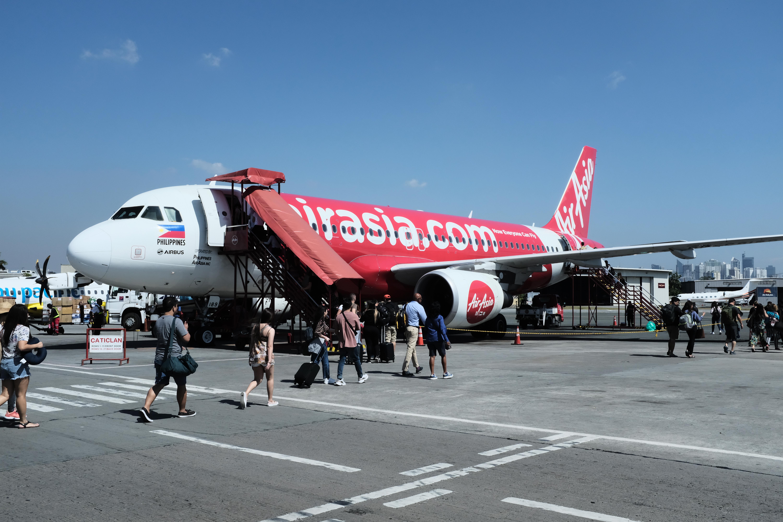 AirAsiaでボラカイ島最寄りのカティクラン空港へ!|マブハイ的 卒業旅行vol.3