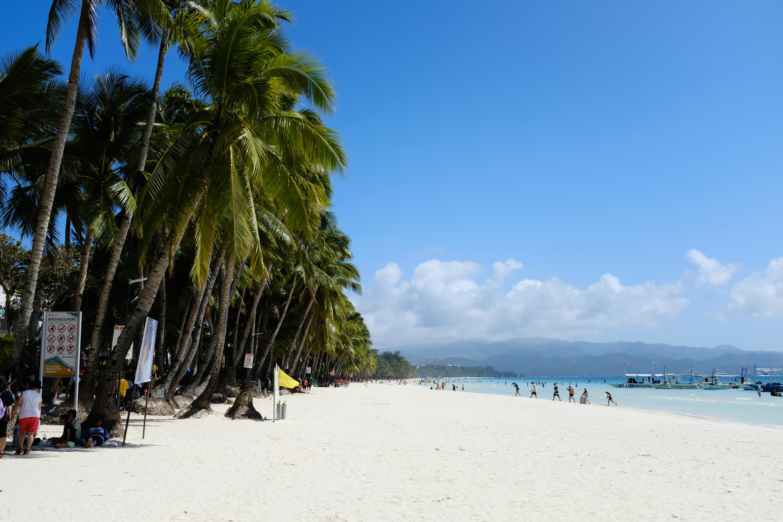 晴天のボラカイ島を散策!|マブハイ的 卒業旅行vol.4