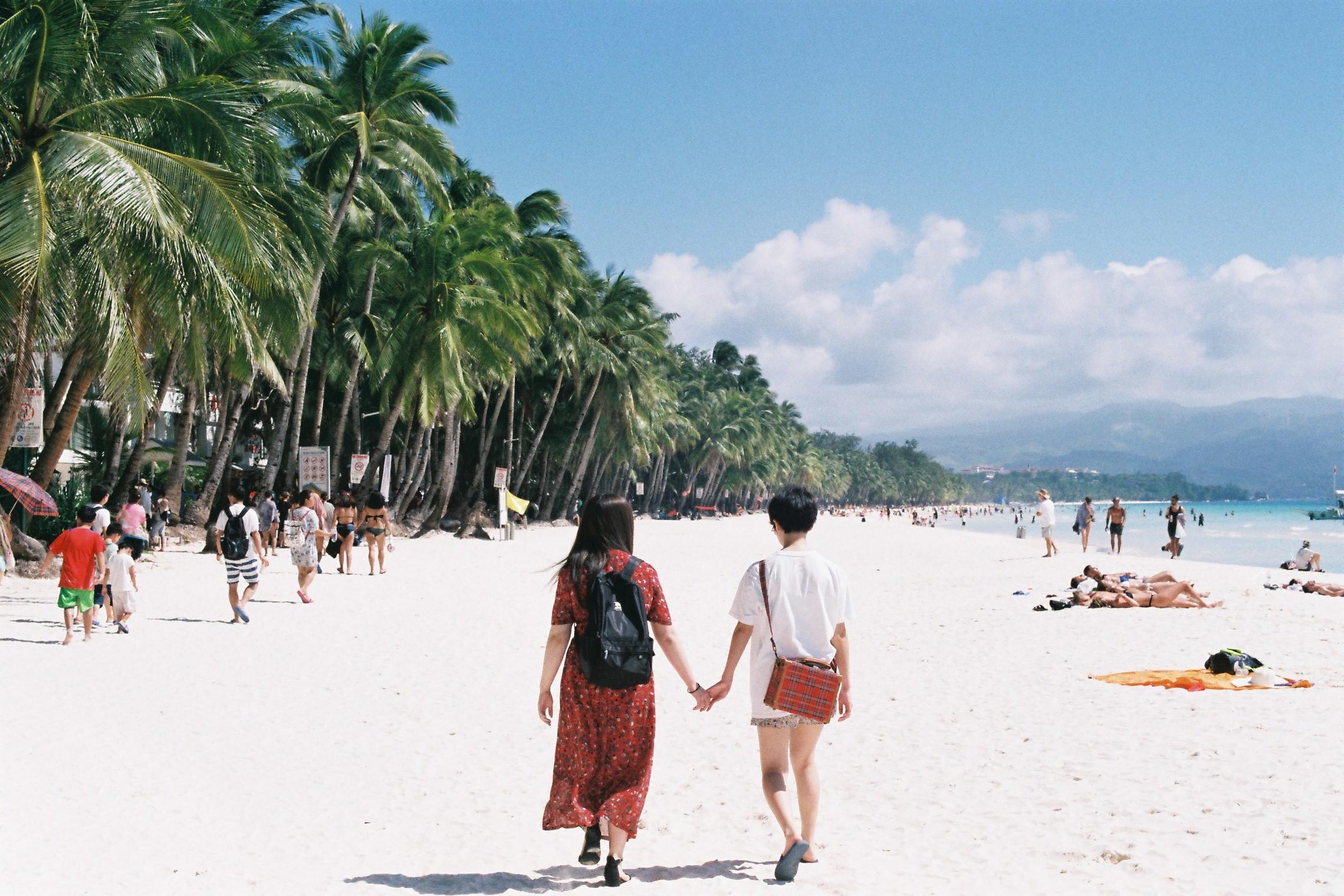 フィルムで収めるボラカイ島|マブハイ的 卒業旅行vol.6