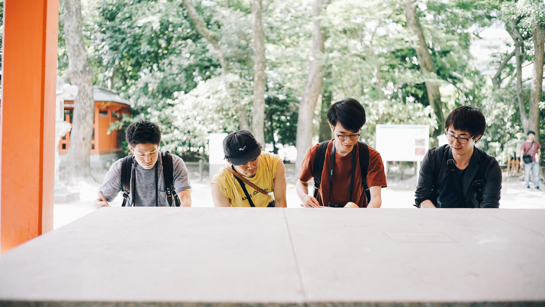 #おゆさんぽ × #たけさんぽ福岡後夜祭