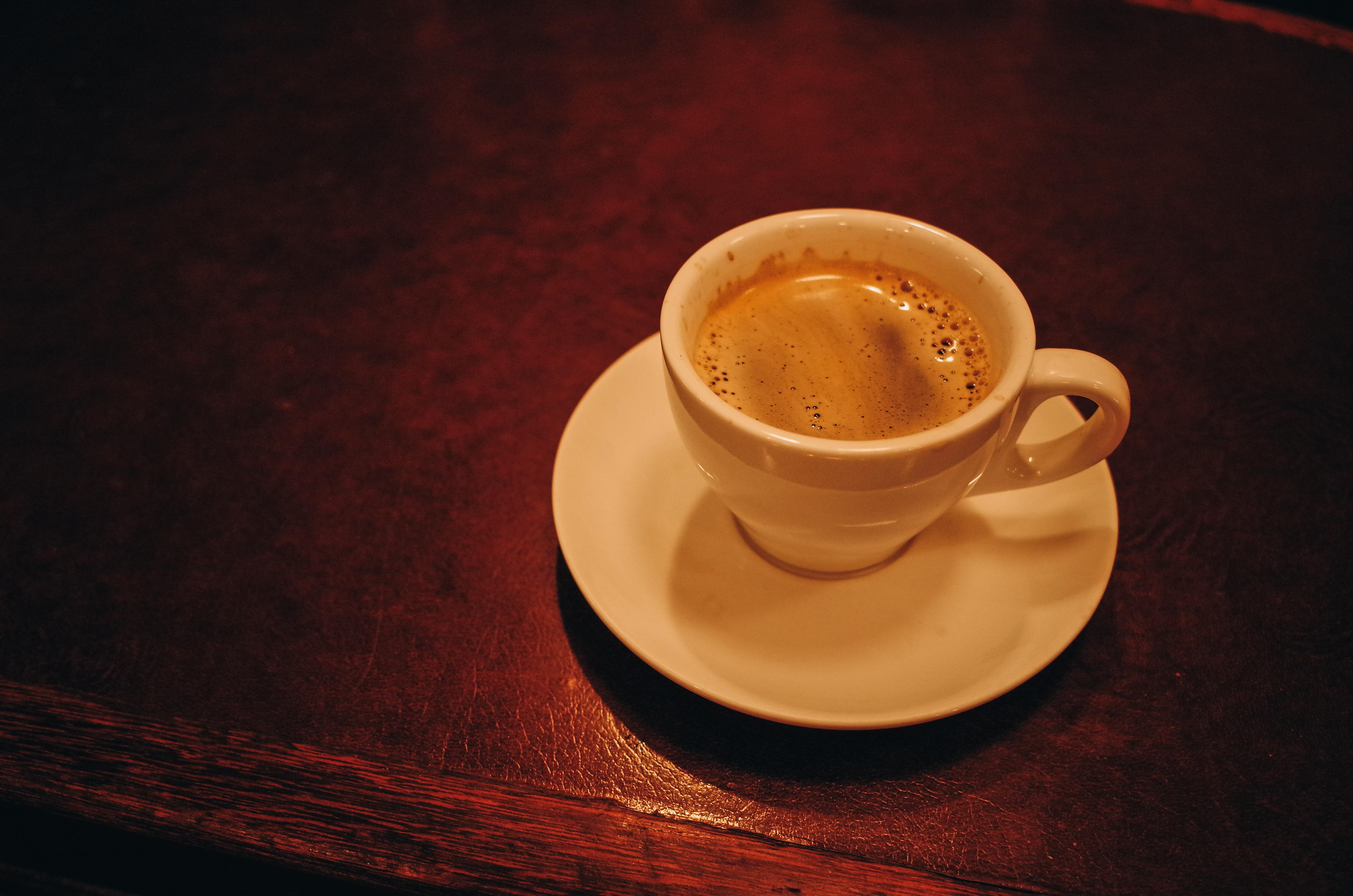 cafe人間関係の珈琲