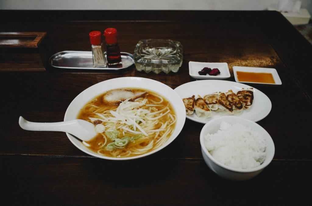 味仙のランチ【金曜日】