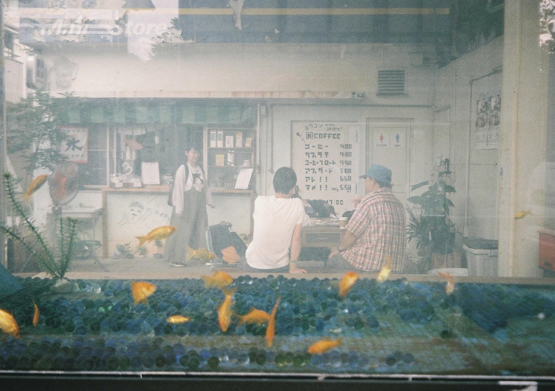 本と、金魚と、珈琲と。 -とほん と K COFFEE-