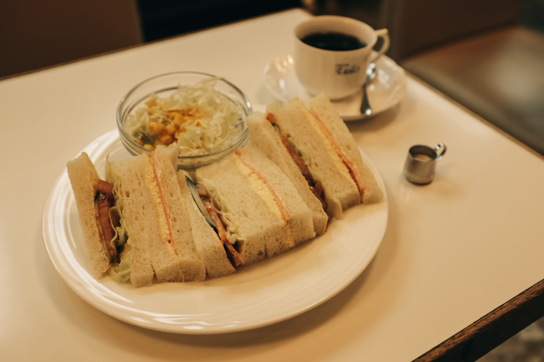 喫茶エトアール |新潟市中央区