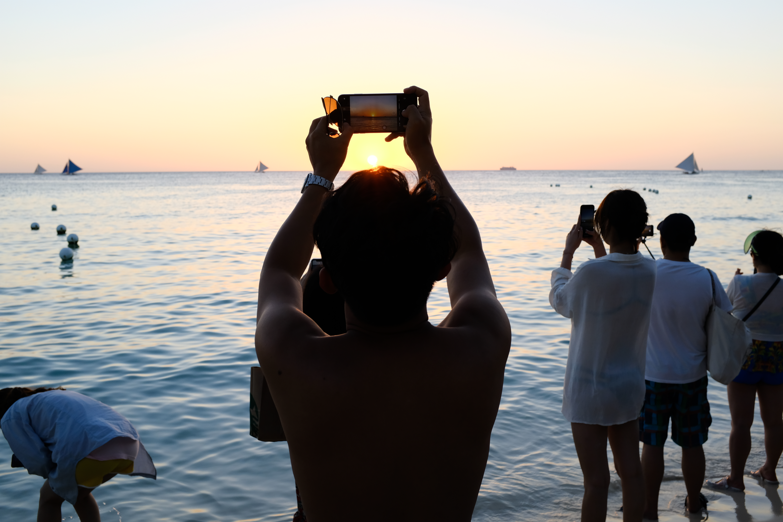 ボラカイ島の夕焼けとクルーズを楽しもう|マブハイ的 卒業旅行vol.5