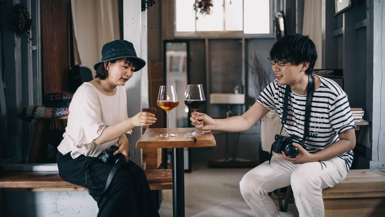 本と出会う「珈琲 月白」|福岡市城南区