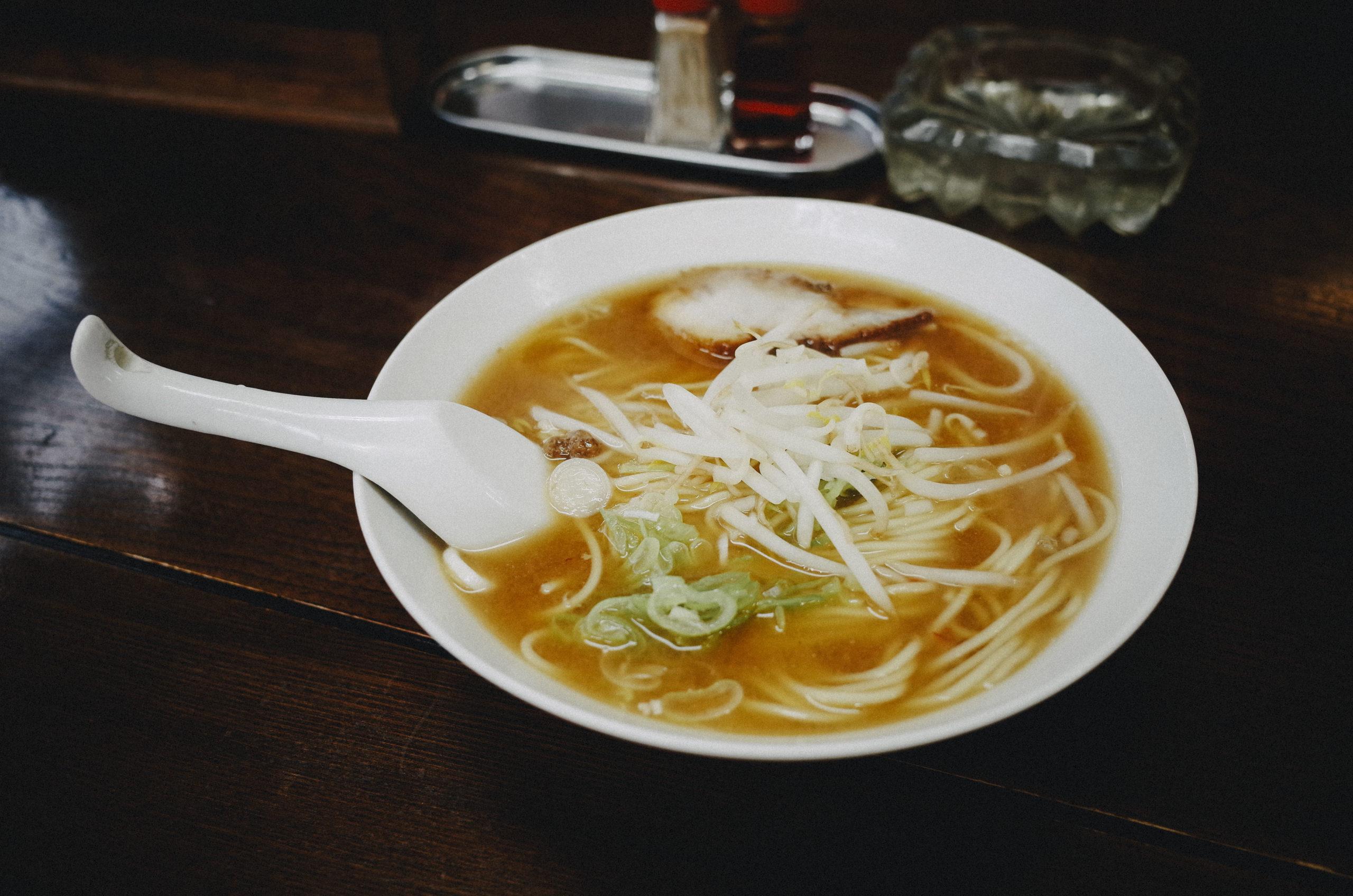 たまにはランチで町中華― 中華料理「味仙」|鹿児島県枕崎市